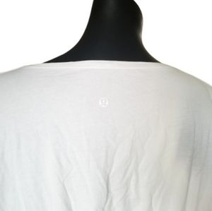 lululemon athletica Tops - Sold out. Lululemon White  long Sleeve